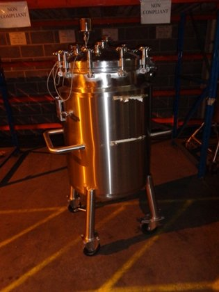 SAPPHIRE ENGINEERING APPROXIMATELY 250 LITRE