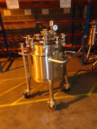SAPPHIRE ENGINEERING APPROXIMATELY 150 LITRE