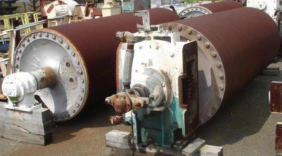 BELOIT Dryer Can 48″ Diamenter