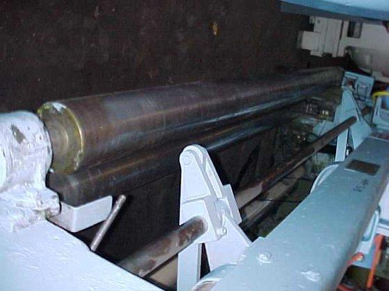 APPLETON 125″ WIDE 2-DRUM MACHINE