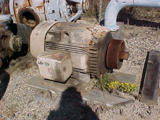 NASH CL2002 VACUUM PUMP. BELT