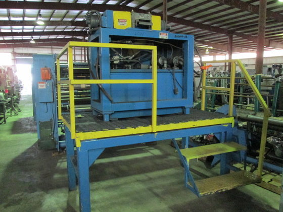 CONAIR 108 Pelletizer with Helical