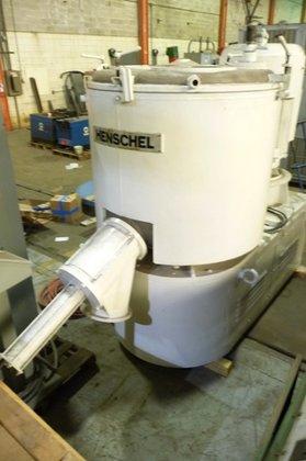 HENSCHEL FM1000D (250-JSS) Stainless Steel