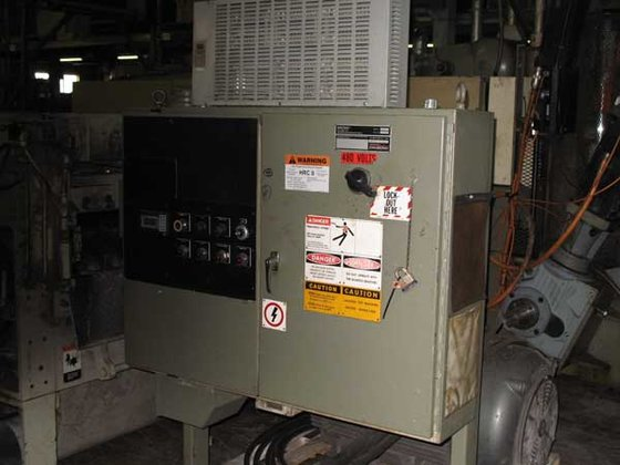 BROWN CS-4500 THERMOFORMING LINE, MANUAFACTURED