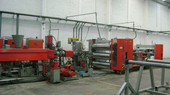 54″ WIDE NRM SHEET EXTRUSION