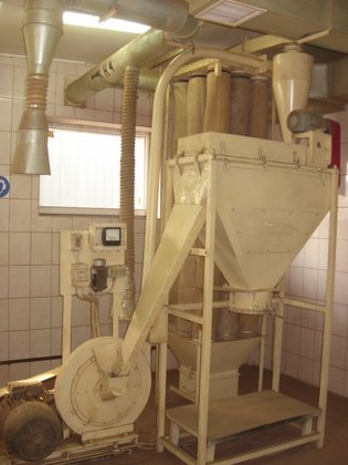 2008 MILL WITH CAPACITY UP