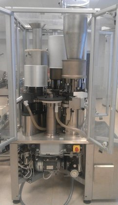 MG2 COMPACT CAPSULE FILLER LINE