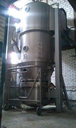 GLATT GPCG 300/500 Stainless Steel