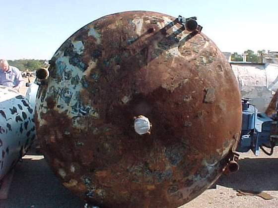 1978 APPROX. 500 GALLON PFAUDLER