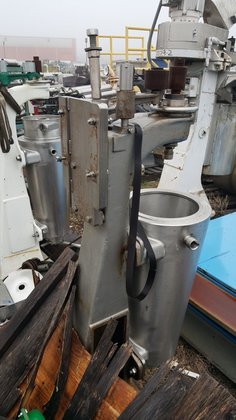 SHARPLES AS16 Stainless Steel Clarifying