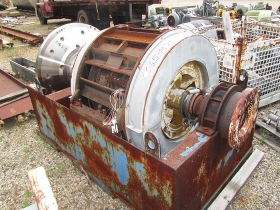 GENERAL ELECTRIC 600 HP SYNCHRONOUS