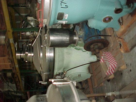 WESTFALIA SAKP 20036 (SA80-47-076) Clarifier/Desludger