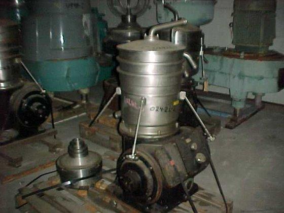 ALFA LAVAL NVB/207B-12-4021-09 Centrifuge STAINLESS