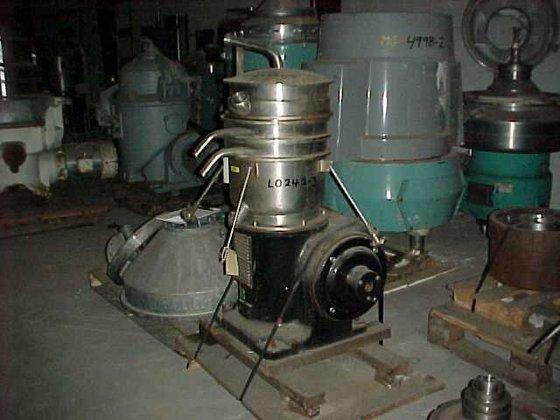 ALFA LAVAL NVB 207B-12-4021-09 Centrifuge