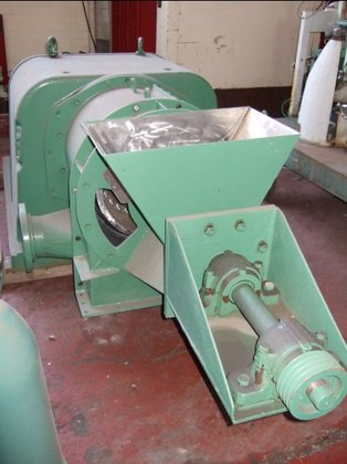 Escher Wyss P-3 2-Stage Pusher
