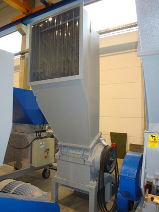 ALPINE RO 40/63 Cutter Granulator