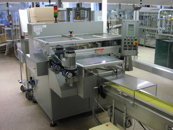IMA/BFB PACKAGING SYSTEM TYPE 3781