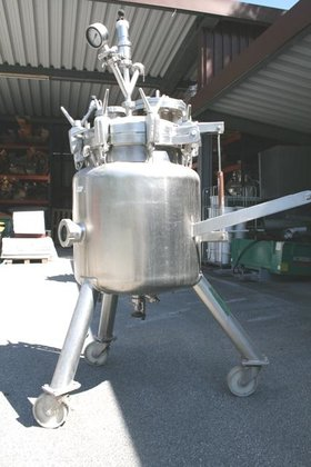 APPROXIMATELY 145 LITRE REACTOR MANUFACTURED