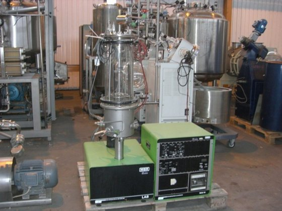 MBR BIO REACTOR TYPE 20L