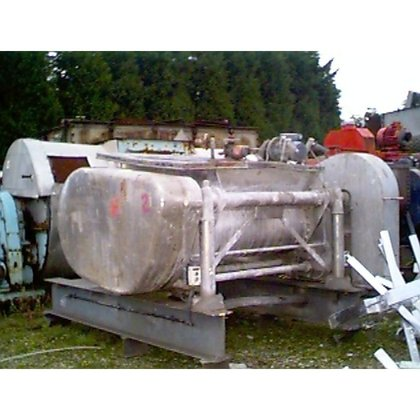 VICKERS 43Z Stainless Steel Jacketed
