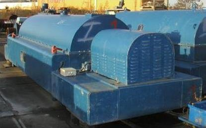 KHD Type CP3094 Decanter Centrifuge