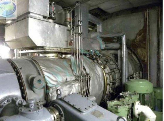 21.3 MW ABB GT10-A605 GAS
