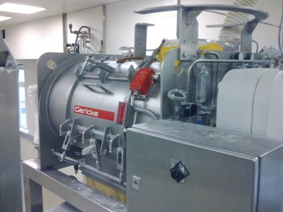 GMS300 Stainless Steel Multiflux Mixer
