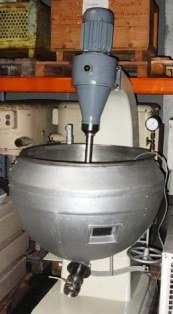 REFURBISHED MIXING VESSEL MANUFACTURED BY