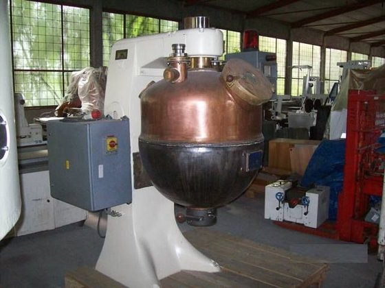 MECHANICALLY OVERHAULED MIXING AND BOILING