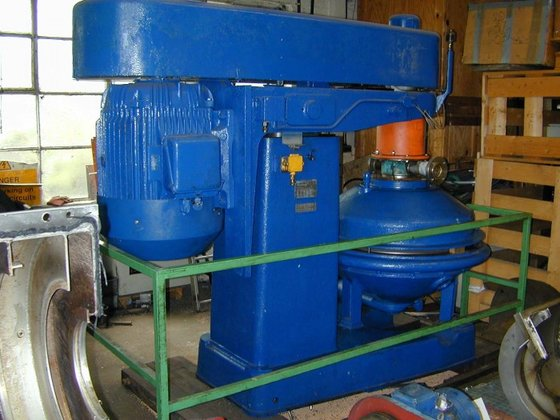 MERCO B30SPS Primary Separator FEED
