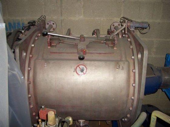 TK400FM Stainless Steel Turbo Mixer