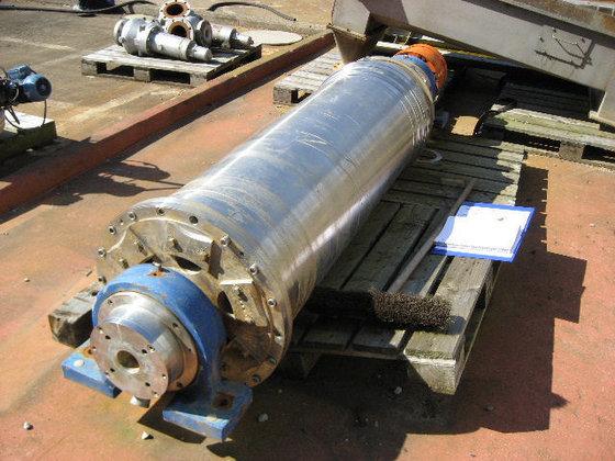 HASTELLOY Decanter Centrifuge FLOTTWEG Z53-4/954