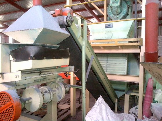 3 ton/hr Biomass CPM Pelletizing