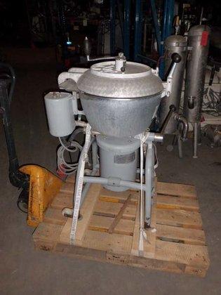 UM40 Stainless Steel Vacuum Mixer