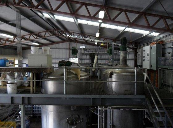 10,000 litres/hr Liquid Fertilizer Plant