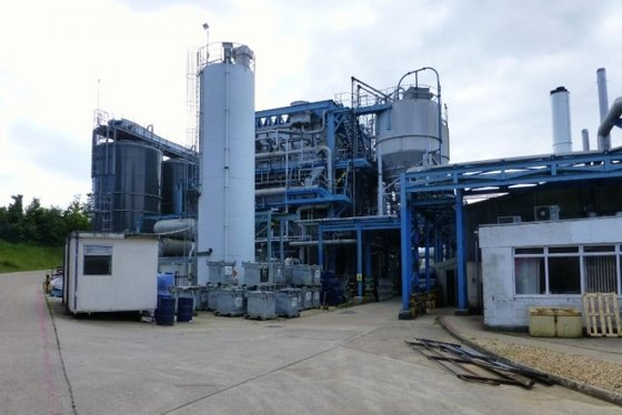 8.6 MW BIOMASS PLANT REPORTEDLY