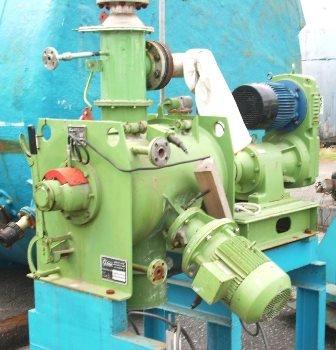 LODIGE FM130D1MZ Stainless Steel Ploughshare