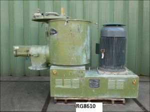 R-600 Stainless Steel High Speed