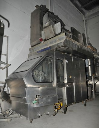 TETRA PAK FILLING MACHINE TBA/8
