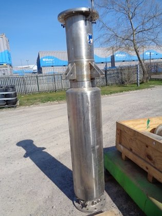 REO STAINLESS LTD GAS LIFT