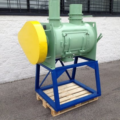 LODIGE Stainless Steel Ploughshare Mixer