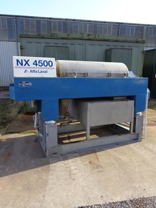 ALFA LAVAL XMNX 4545 Stainless