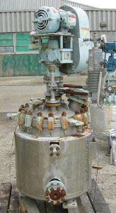 1993 HASTELLOY C276 Reactor PFAUDLER