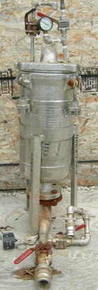 MECHANICAL FILTRATION 316 STAINLESS STEEL