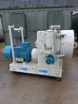 CPM2000 CALIFORNIA PELLET MILL WITH
