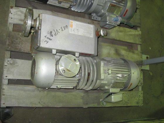 BUSCH VACUUM PUMP TYPE RA-0100-A005-1001,