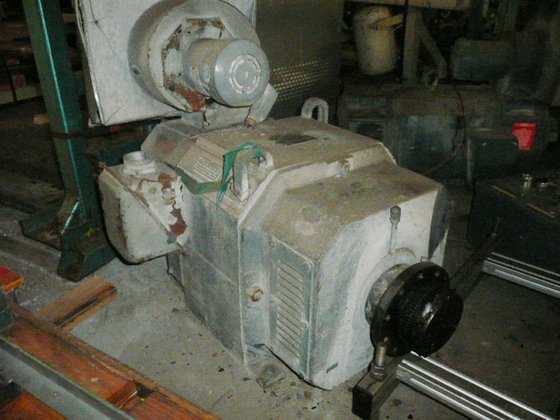 100 HP RELIANCE DC MOTOR