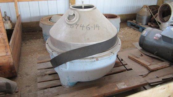 ALFA LAVAL FEUX 512-31C-60 Nozzle