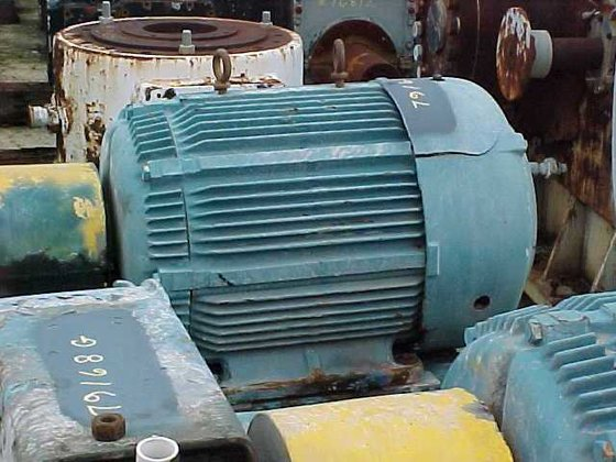 100 HP WORTHINGTON RECIPROCATING COMPRESSOR,