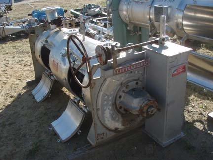 KM600D Stainless Steel Mixer LITTLEFORD